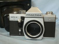 42mm Praktica MTL3 SLR Camera £2.99